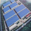 High Strength Prefabricated Steel Frame Structure Construction Building