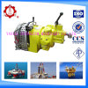 Mini Lift Hand Air Pneumatic Winch with 10kn Pull Force