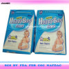 Nonwoven Topsheet Baby Pants with Leakguards (Imported SAP)