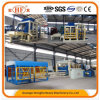 Biggest Automatic Concrete Cinder Bricks Block Making Machine