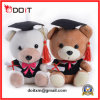 Graduation Bear with Cap and Certificate