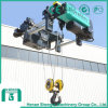 2016 Shengqi Europe Style-Low Headroom Electric Wire Rope Monorail Hoist