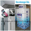 Ice Storage Bin with 420L Capacity