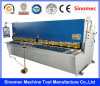 CNC Hydraulic Guillotine Shear Machine / Nc Hydraulic Shearing Machine/ CNC Metal Sheet Cutting Machine (QC12K-8X2500)