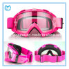 Customized PC Mirrored Tearoff Goggles Motorcycle Eyewear for Women
