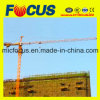 Reliable&Safety Tower Crane Qtz160 with 10tons Max. Load