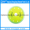 Brazed Welding Diamond Saw Blade for Reinforced Concrete