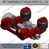 Lift Axle 30000lbs American Type Semi Trailer Air Bag Suspension System
