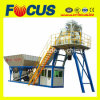 25m3/H - 75m3/H Trailer Concrete Mixing Plant with Truck Chassis