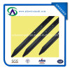 Factory Direct Galvanized or Black Bitum Coated 6′ Star Picket Y Fence Post