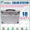 Portable Solar Power System, Solar Energy Generator (PETC-FD-10W)