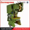 J23 16t Stainless Steel Metal Sheet Punching Machine