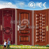 Iron Safety Steel Entrance Door