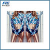 Custom Women Beach Wear Mature Bikini Swimsuit Two Pieces Swimwear