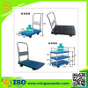 Platform Hand Trolley (150kg Plastic blue color)