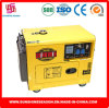 6kw Silent Design Diesel Generator for Home & Power Supply