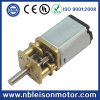 3V 6V 12V Micro DC Gear Motor for Robot, Automatic Door Lock, Toys, Camera, Monitor, Hair Curler