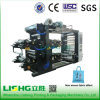 PLC Control Shopping Bag Printing Machine with Ceramic Roller