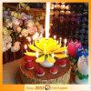 Magic Happy Birthday Flower Music Candle