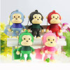 Monkey USB Flash Drive with Customer′s Own Logo and Made of Plastic