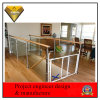Stainless Steel Balustrade Railings with Tempered Glass