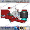 10 Tons Air Suspension for 146mm Round Drum and Disc Brake Grooved Axles