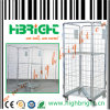 Metal Demountable Storage Roll Cage Container