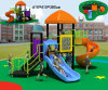 CE Approved Childrens Playground for Outdoor (YQL-210047)