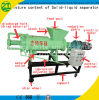 Solid Liquid Separator for Disposal of Animal Wastes
