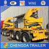 China Brand New 3 Axle 40FT Container Side Loader Trailer for Sale