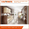 Mixed Style Melamine and Lacquer Surface Kitchen Cabinet