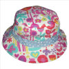 Floral with Ribbon Ladies Hat/Sun Hat (DH-BF341)