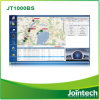 Security Alarm System for Vehicle Fleet Tracking