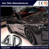Black 4D Carbon Fiber Vinyl Sticker