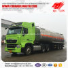 Stainless Steel Tanker Trailer for Diethyl Ether Loading