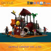 Tree House Kids Outdoor Playground Slide for Amusement Park (2014TH-11501)