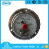 100mm Stainless Steel Anti-Explosion Electric Contact Manometer with Flange