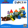 Fashion Commercial Children Outdoor Playground for Sale
