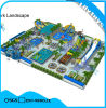 Kids N Adult Large Commercial Mobile Water Amusement Park