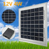 12V 4W Polycrystalline Solar Panels DIY Solar Cells Charger for 12V Battery Charging