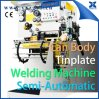 Tailor Made Can Body Semi-Automatic Making Welding Machine