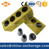 Slab Galvanized Steel Anchor for Bridge Construction