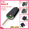 Smart System Key for Opel Astra with 2 Buttons Pcf7941 Chip Valeo System 434MHz