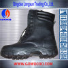 Hot-Sale Embossed Leather Safety Shoes/Work Boots (GWRU-6005)