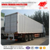 Shacman Tractor Closed Box Trailer Truck Trailer for Sale