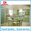 Wholesale Best European Style Solid Wood PVC Kitchen Cabinet (KDSPC002)