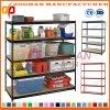 Plastic Supermarket Drinking Display Shelving Rack (ZHr-395)