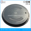 B125 En124 SMC Round 700*50mm FRP GRP SMC Manhole Cover