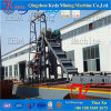 Technical Chain Bucket Gold Dredger