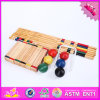 2016 Wholesale Baby Wooden 6-Player Croquet, Outdoor Kids Wooden 6-Player Croquet, Funny Child Wooden 6-Player Croquet W01A169